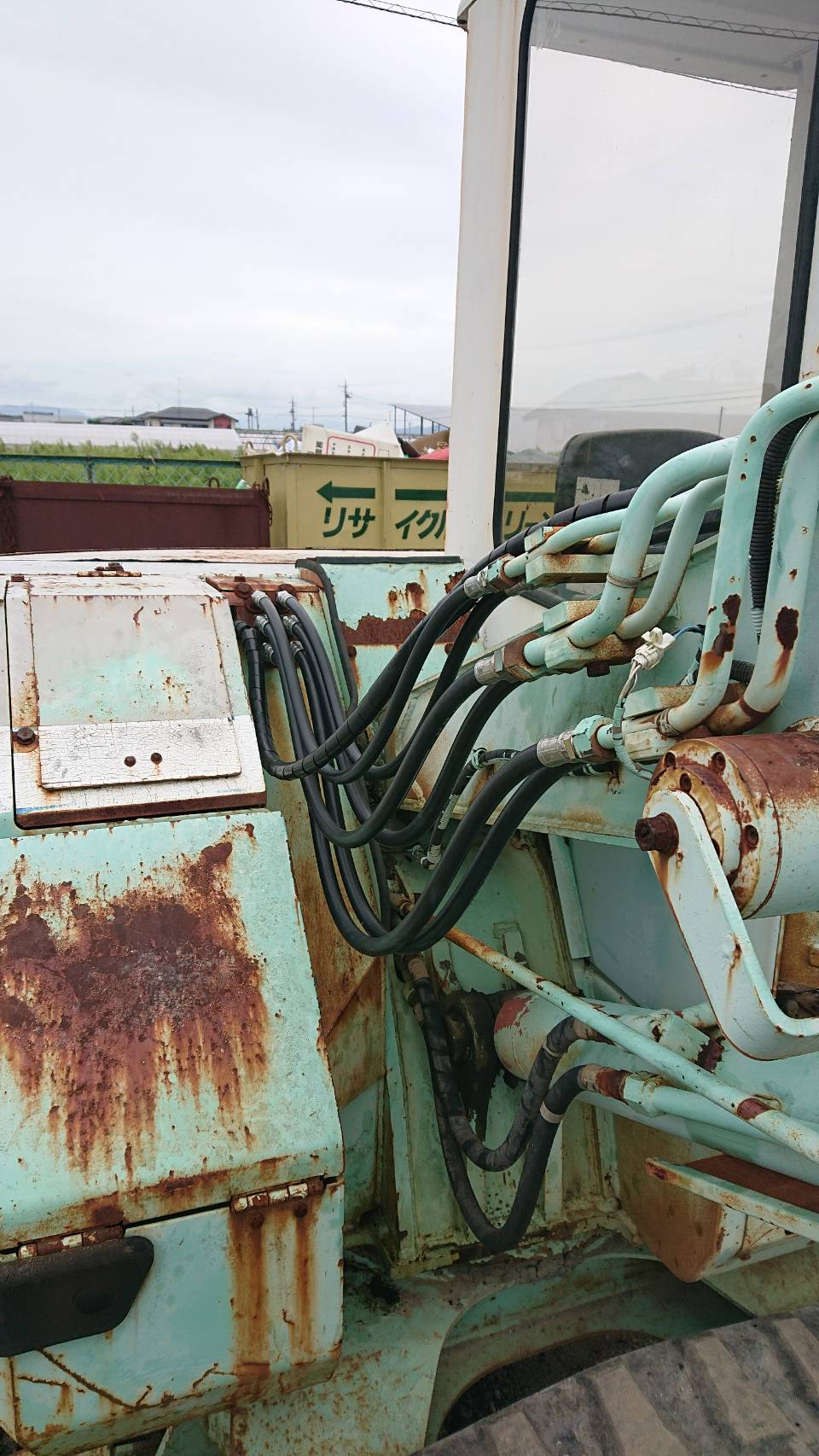 コベルコSK50UR-修理後