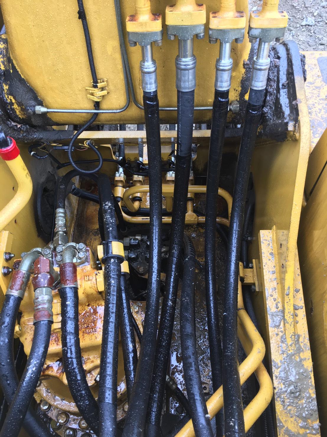 コマツ建機PC200-08_修理後