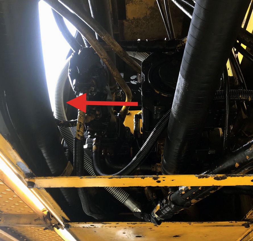 住友建機(SUMITOMO)SC1000-2S-修理後