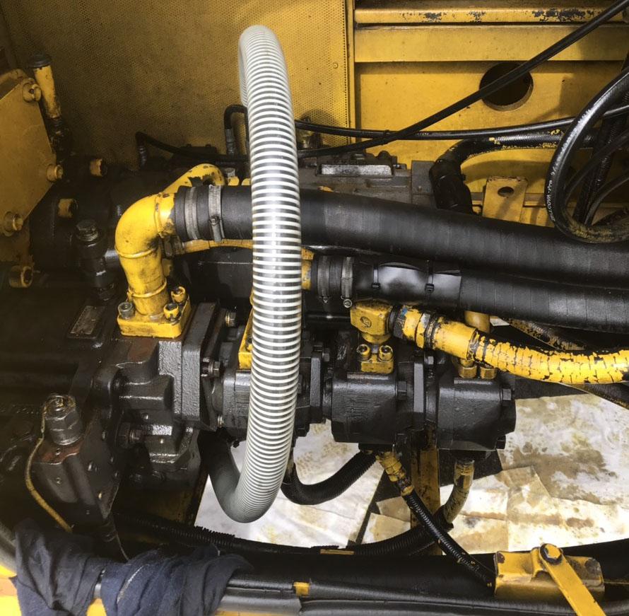 住友建機(SUMITOMO)SC1000-2S-修理後2