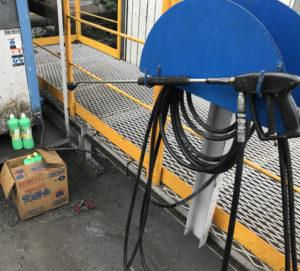 洲本高圧洗浄機(大海)SW-1500E