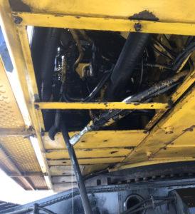 住友建機(SUMITOMO)SC1000-2S-油漏れ